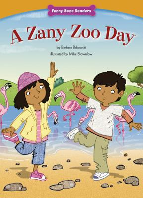 A Zany Zoo Day By Bakowski, Barbara/ Brownlow, Mike (ILT)